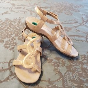 Vionic Rest Jodie Rose Gold Women's Shoes size 8